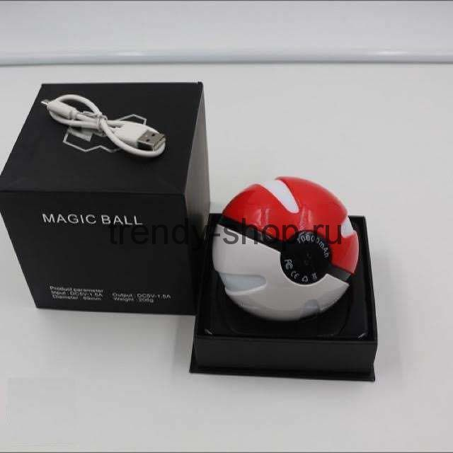 Pokeball PowerBank , 10000Mah