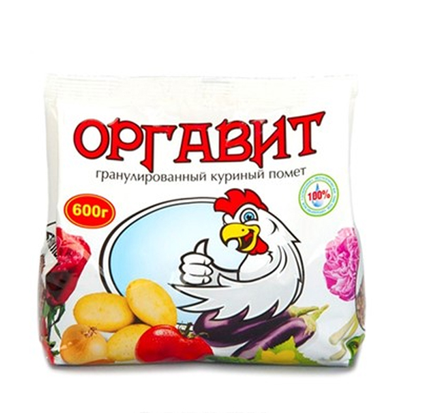 "Удобрение ""Оргавит куриный"""