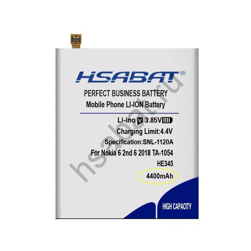 Аккумулятор HE345 4400 мАч