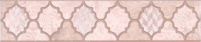 OP/B27/6334   Бордюр Фоскари розовый