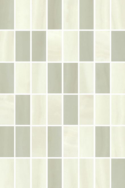 MM8279 | Декор Летний сад фисташковый мозаичный