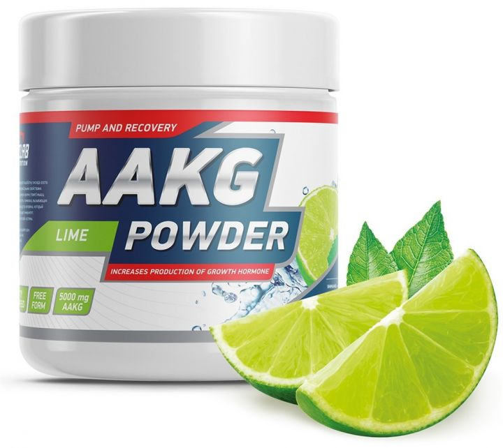 GENETIC LAB - AAKG powder