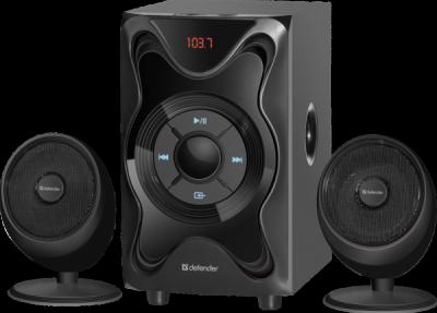 Акция!!! Акустическая 2.1 система G18 18Вт, BT/FM/MP3/SD/USB/LED/RC