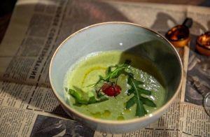 Крем-суп с брокколи 200г, 96 ккал