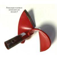 Ледобур Титан для сменной головки Heinola (Rapala) 135 мм или 155 мм EURUD135/155 фото2