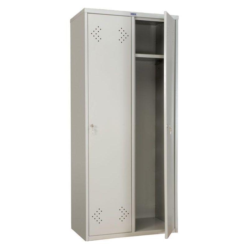 Шкаф для одежды «ПРАКТИК МД LS(LE)-21-80»