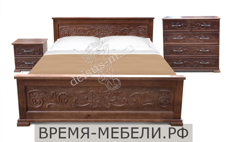Кровать Марта-М