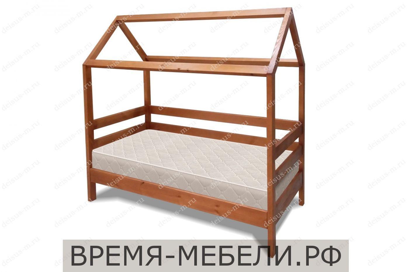 Кровать Домик-М