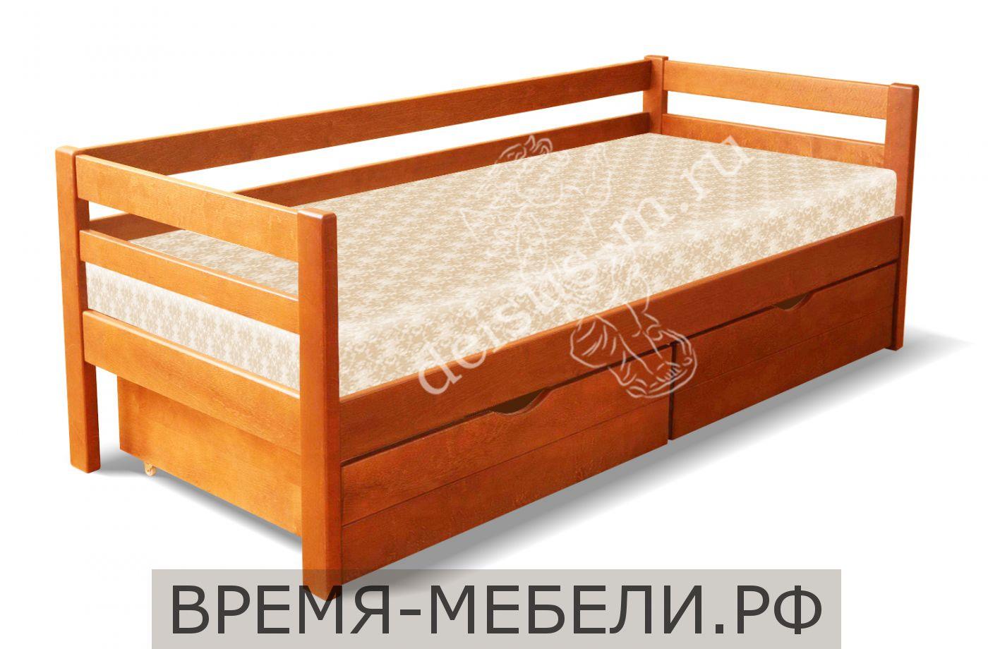 Кровать Кадет-М 1