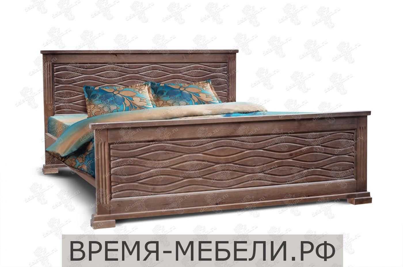 Кровать Волна-М