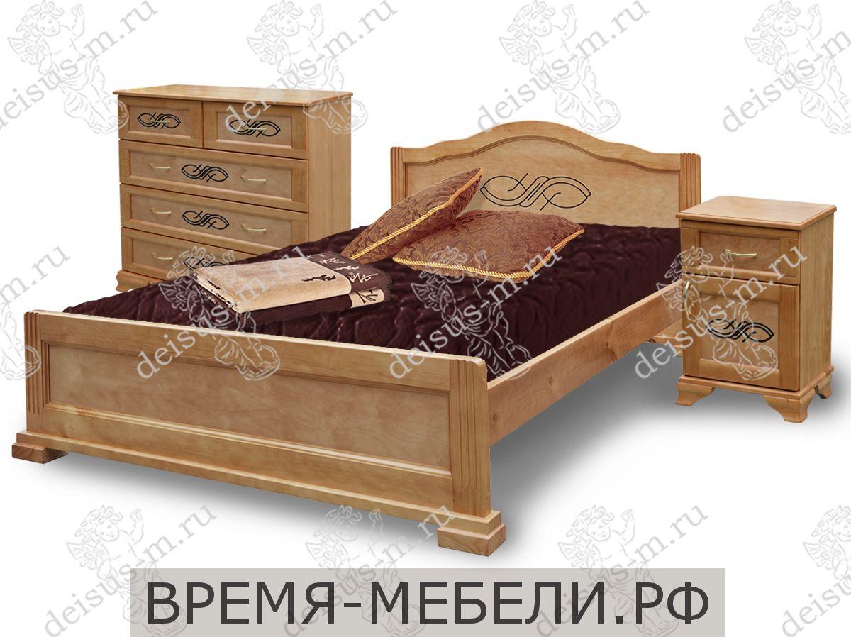 Спальный гарнитур Модерн-М