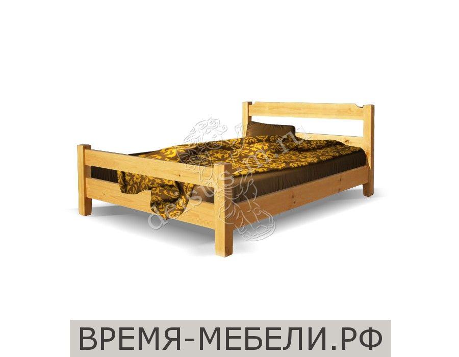 Кровать Романтика-М