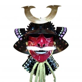 Шлем Японский Забоши-Кабуто