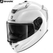 Мотошлем Shark Spartan GT Blank, Белый