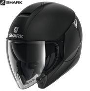 Мотошлем Shark CityCruiser, Черный матовый