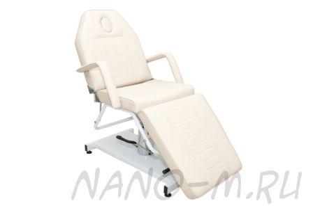 Косметологическое кресло 6906 гидравлика с РУ (регистрационным удостоверением)