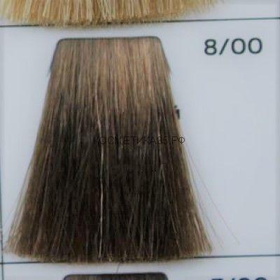 Крем краска для волос 8/00 Светло русый-интенсивный 100 мл.  Galacticos Professional Metropolis Color