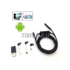 МЕГЕОН 33022 Видеоскоп с поддержкой Micro USB