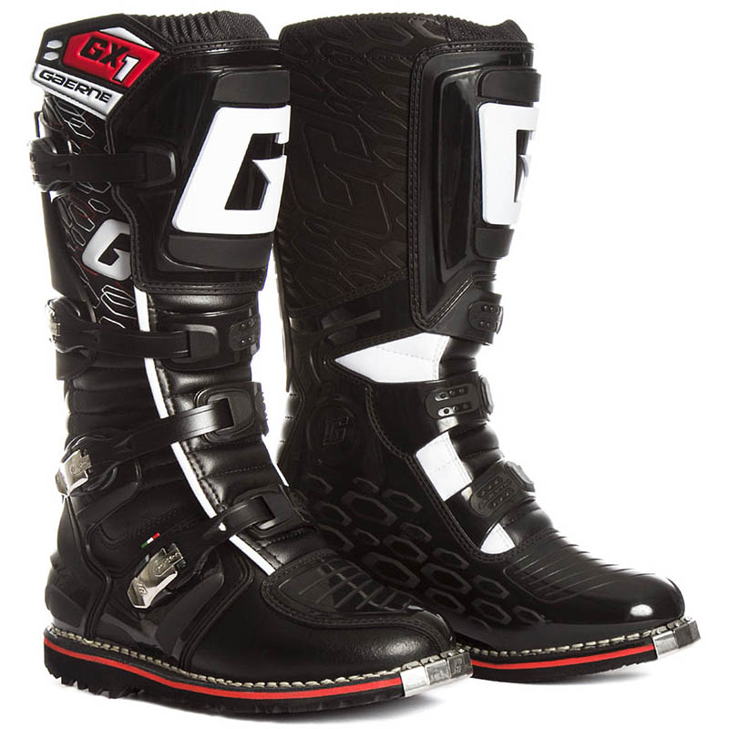 Gaerne - GX-1 Enduro Black мотоботы, черные