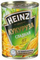 Кукуруза HEINZ сладкая, 340 г