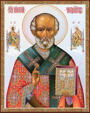 Икона Святитель Николай Чудотворец