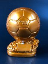 Приз Золотой мяч лучшему игроку 15 см