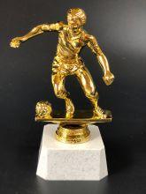 Приз футбол лучшему игроку 16 см