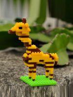 Конструктор Wisehawk & LNO Жираф 97 деталей NO. A4 Giraffe Gift Series