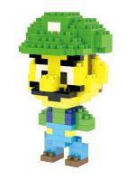 Конструктор Wisehawk & LNO Супер Марио 160 деталей NO. 008 Super Mario Gift Series