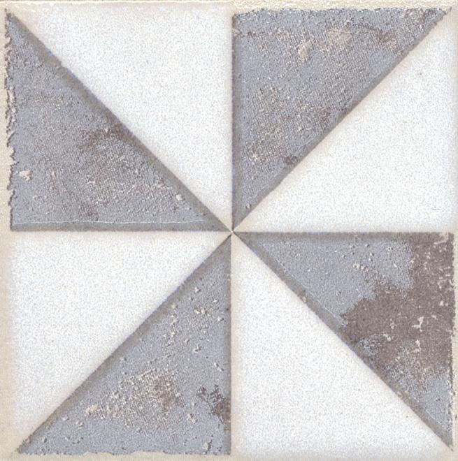 STG/A407/1266 | Вставка Амальфи орнамент коричневый