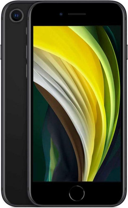 iPhone SE 256 Gb, Черный, 2020 (РСТ)