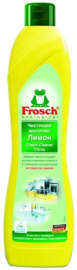 Frosch Чистящее молочко Лимон 0,5 л