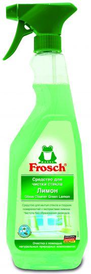 Frosch Средство для чистки стекла Лимон 0,75 л