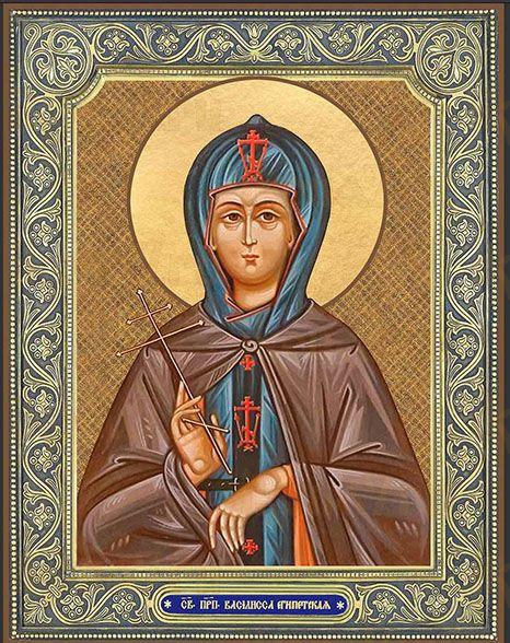 Икона Василиса Египетская
