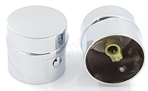 Ручка для смесителя душевой кабины для  переключения режимов SK02 (хром, металл)