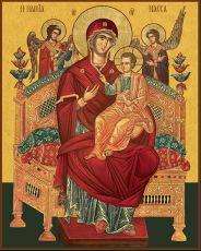 Икона Божией Матери Всецарица