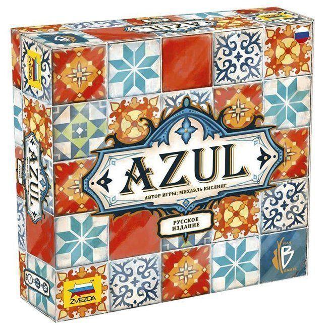 Игра Азул