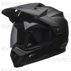 Шлем Bell MX-9 Adventure Mips, Чёрный матовый