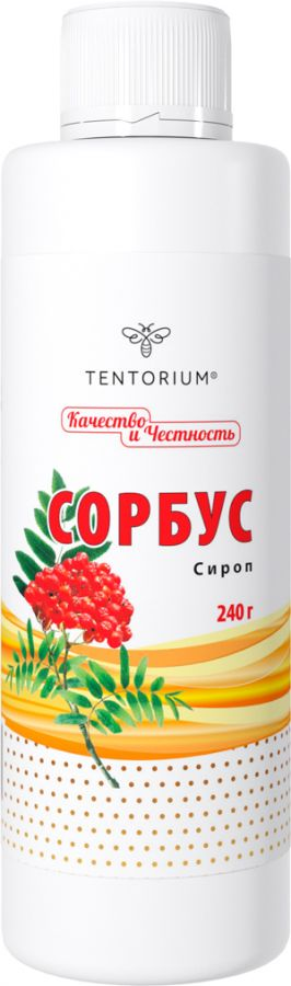 Сироп Сорбус, 240 г