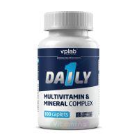 VPLab Daily 1, 100 табл