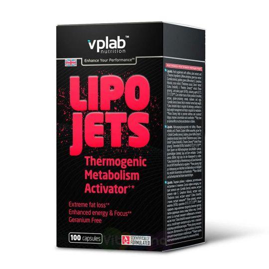 VPLab Жиросжигатель Lipo Jets, 100 капс