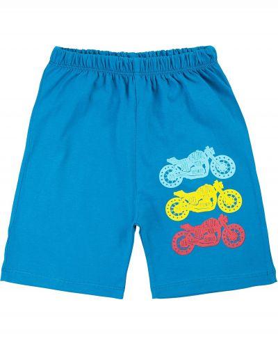 Шорты для мальчика 4-8 лет Bonito kids синие