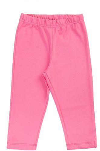 Однотонные бриджи для девочек 3-12 лет Bonito kids розовые