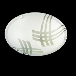 Светильник Дюна   2 лампы E27 60 Вт б.с. Ф300   2773324