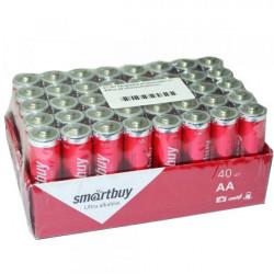 батарейка SMARTBUY Ultra LR6 40/720