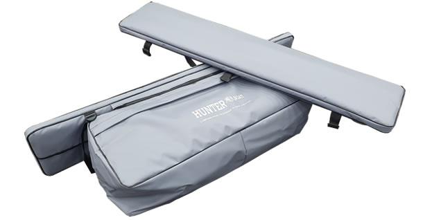 Комплект мягких накладок с сумкой для Хантер 390 А