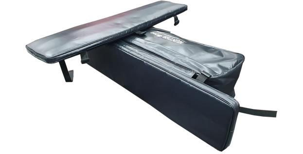 Комплект мягких накладок с сумкой для Хантер 380 ПРО
