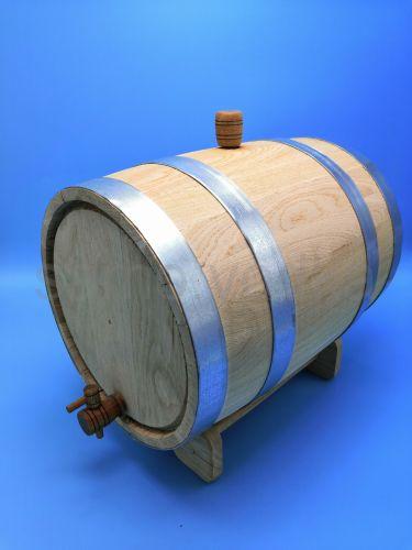 Бочка дубовая 20 литров