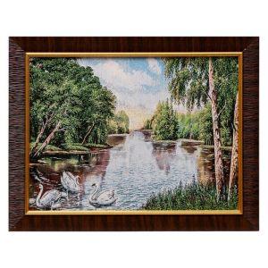 E128-30х40 Картина из гобелена  (35х45) 4889379