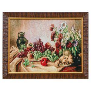 "WJ003-30х40 Картина из гобелена ""Натюрморт"" (35х45) 4889417"